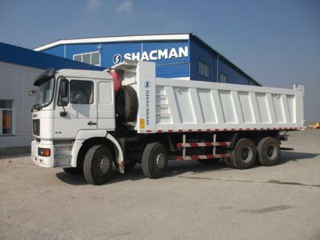 SHACMAN-SX3316DТ366